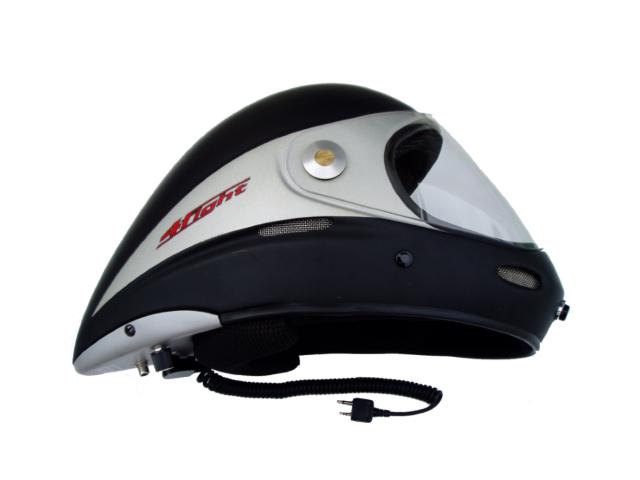 ヘルメット無線ヘッドセット加工